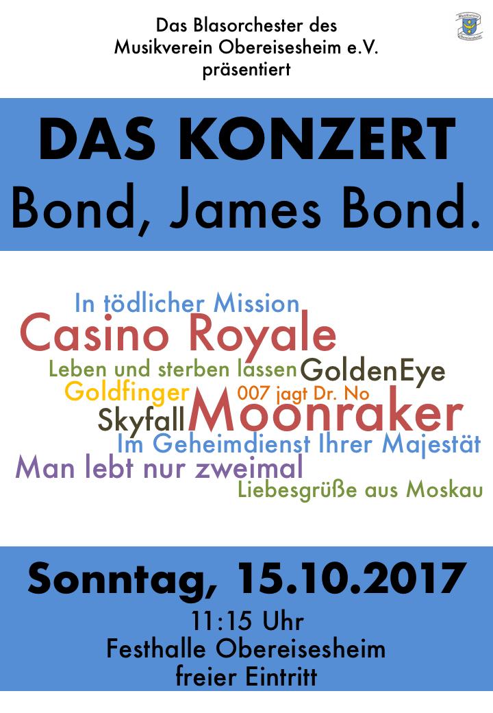 Plakat_DASKONZERT_MVO_Bond_JamesBond_2017